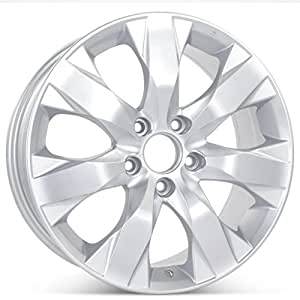 Used Honda Accord Rims For Sale >> New 17 X 7 5 Alloy Replacement Wheel For Honda Accord 2008 2011 Rim 63934