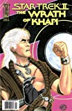 Star Trek II the Wrath of Khan #2 (David Detrick Variant)