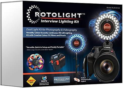 Rotolight Kit de vid/éosurveillance RL48