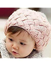 New Kid Hat Baby Handmade Knit Crochet Baby Hat Cute Warm...