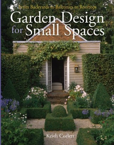Cheap  Garden Design for Small Spaces: From Backyards to Balconies to Rooftops