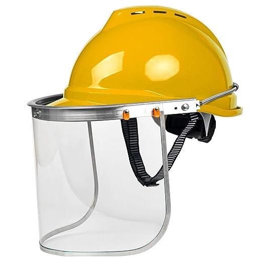 GHMHJH Casco De Seguridad En El Trabajo, Construcción De ...