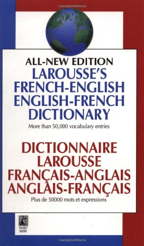 larousse french english dictionary pdf