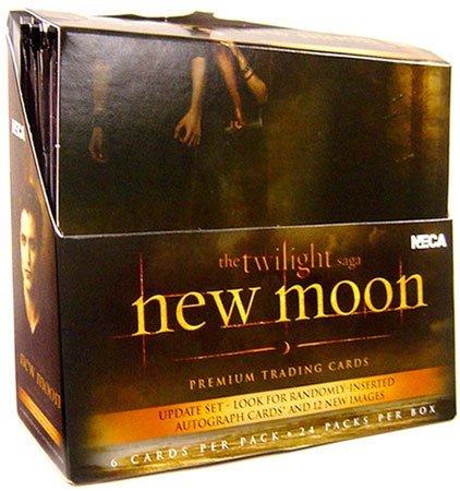 NECA Twilight Movie New Moon Update Edition Series 2 Trading Cards Box 24 Packs