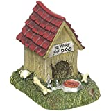 Department 56 Accessories for Villages Halloween Creepy Creatures Dog House Accessory Figurine, 2.5 inch