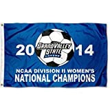 Grand Valley State 2014 Soccer Champions Flag