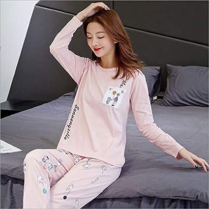 NFSQ - Pijama para mujer (camisas y pantalones), diseño de ...