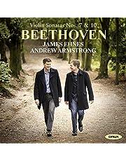 Beethoven: Violin Sonatas Nos. 7 & 10