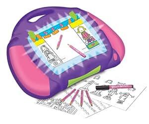 Creaciones Crayola Lumie Mesa de luz