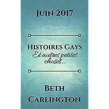 Juin 2017: Histoires Gays et autres petites choses... (French Edition)