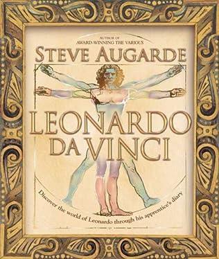 book cover of Leonardo Da Vinci