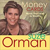 Money Cards, Suze Orman, 1561708984