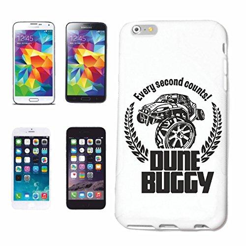 """cas de téléphone iPhone 6S """"BUGGY OFF ROAD 4X4 MONSTER TRUCK 4 × 4 LANDROVER BUGGY AUTOCROSS Stockcar RACE"""" Hard Case Cover Téléphone Covers Smart Cover pour Apple iPhone en blanc"""