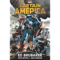 CAPTAIN AMERICA BY ED BRUBAKER OMNIBUS HC 01
