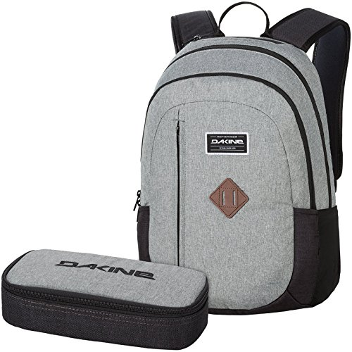 DAKINE 2er SET Laptop Rucksack Schulrucksack FACTOR UPDATE + SCHOOL CASE Mäppchen Sellwood