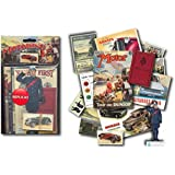 Golden Age of Motoring Memorabilia Pack