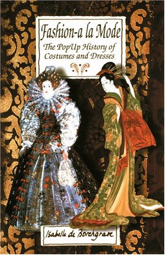 Fashion a la Mode: The Pop-Up History of Costumes and Dresses by UNIVERSE