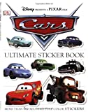 : Ultimate Sticker Book: Cars (Ultimate Sticker Books)