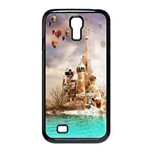 Samsung Galaxy S4 9500 Cell Phone Case Black_Moscow Dreamland Aswtk