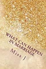What Can Happen in Marriage (Volume 6) Paperback