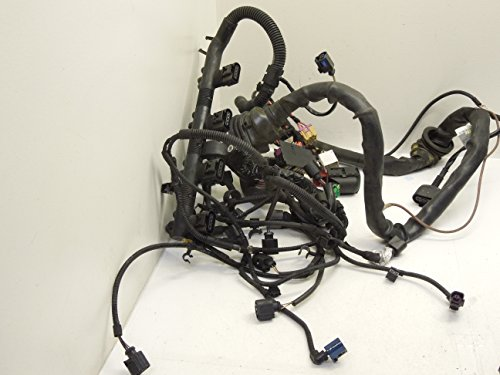 Audi A4 B8 1.8T CABA CABB Engine Wiring Loom Harness:
