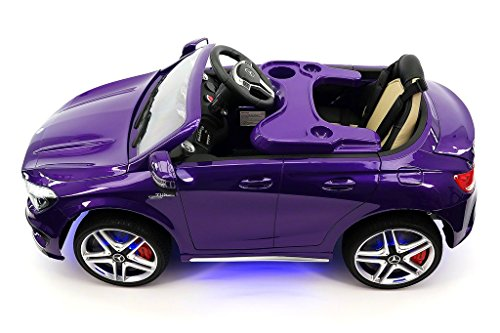 2018 Licensed Mercedes Cla45 Kids Electric Ride On Car Toy
