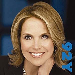 Interviewing the Interviewer featuring Katie Couric at the 92nd Street Y Speech