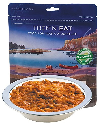 Trek'n Eat NOODLES & PASTA IN SOYA BOLOGNESE ()
