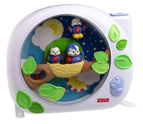 Flutterbye Lullaby Birdies Soother (Fisher Price Lullaby Crib compare prices)