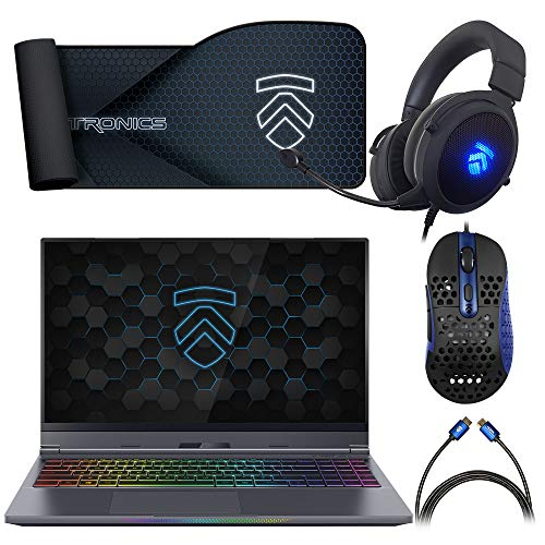 "Eluktronics MAX-15 Covert Gamer Notebook PC: Intel i7-10875H 8-Core NVIDIA GeForce RTX 2080 Super 240Hz Calibrated FHD IPS W10 Home 1TB NVMe SSD 32GB DDR4 RAM - World's Lightest 15.6"" Gaming Laptop"