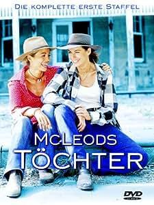 McLeods Töchter - Die komplette erste Staffel Alemania DVD