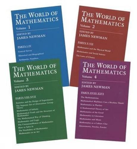 The World of Mathematics: A Four-Volume Set