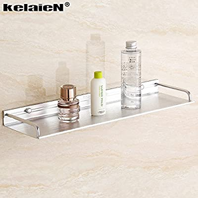 Accesorios de Baño MoomQe fácilmente para montar un buen efecto de decoración de pared de aluminio espacio gruesas toallas