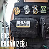 OneTigris Car Seat Back Organizer & Visor