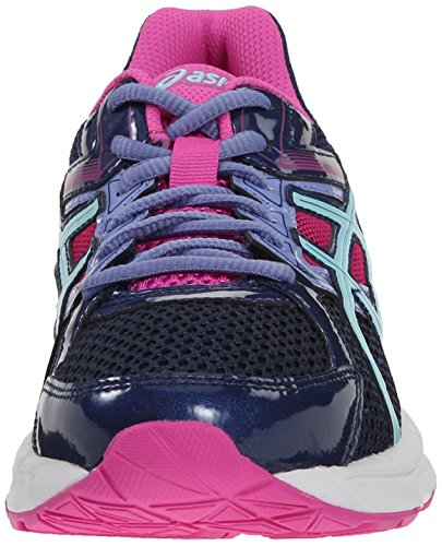 Indigo Contend 3 Splash ASICS Gel Blue Aqua Pink Glow Women's Shoe Running xHqYYSWAFw