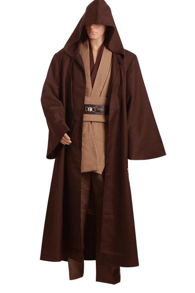 Star Wars Kenobi Jedi TUNIC Cosplay Kostüm Braun Version XXL B01M9JI0AM Kostüme für Kinder Merkwürdige Form  | Jeder beschriebene Artikel ist verfügbar