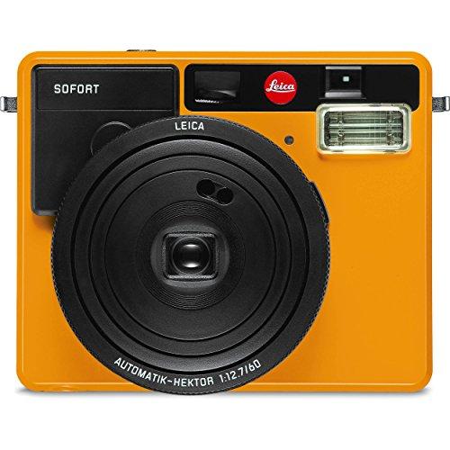 Leica Optical Camera Lens (Leica Sofort Instant Camera, Orange)
