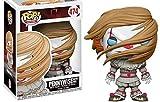 Funko Pop! IT Pennywise With Wig, Limited Edition Exclusive, Concierge Collectors Bundle Vinyl Figure