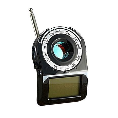 YFQH Detector inalámbrico de señal GPS Detector de Micro cámara inalámbrica Detector
