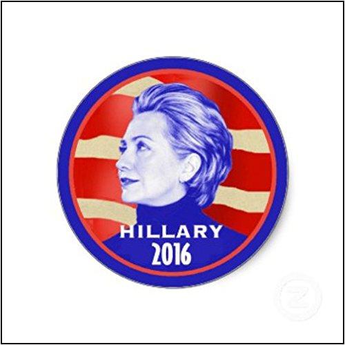 "Hillary Clinton 2016 Campain Button - 2.25"" Hillary Button"