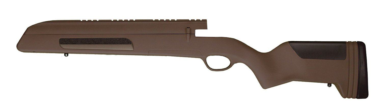 ATI Mauser Stock Mount Buttpad, Brown, Gun Stocks - Amazon