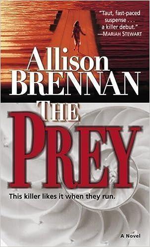 The Prey by Brennan, Allison [27 December 2005]