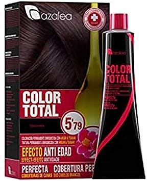 Azalea Total Tinte Capilar Permanente, Color Chocolate - 224 gr
