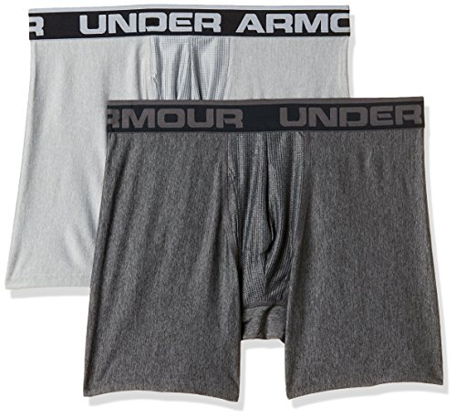 Under Armour O Series 6 Boxerjock 2 PK - Boxers Hombre: Amazon.es: Deportes y aire libre