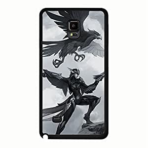 Beautiful League of Legends Phone Case Cover For Samsung Galaxy Note 4 LOL Cool Design