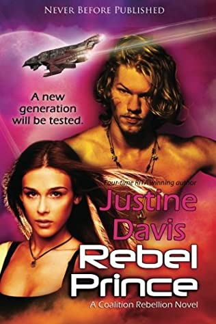 book cover of Rebel Prince