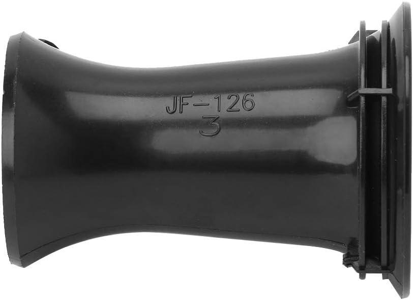 Xuniu 2 pi/èces Haut-Parleur Tube Tube Bass Reflex Vent Ventilation Connecteur 2-3Subwoofer Woofer Box