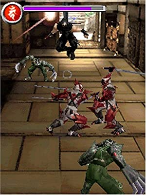 Ninja Gaiden: Dragon Sword [Importación Inglesa]: Amazon.es ...