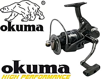 Okuma Trio 55 BF Baitfeeder Fishing Reel