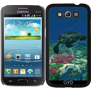 Funda para Samsung Galaxy Win GT-I8552 - Tortugas Marinas Nadan A Través Del Mar by Gatterwe